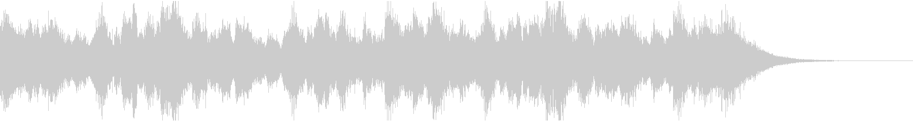 Bright cheerful cute ornate orchestra b's unreproduced waveform