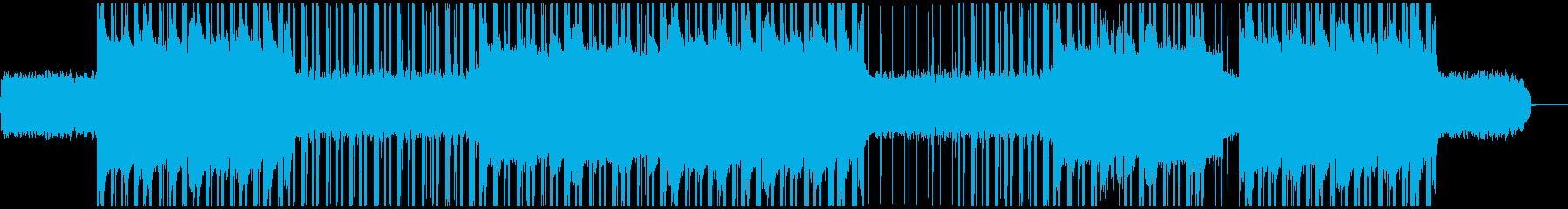 透き通るようなHiphopサウンドですの再生済みの波形