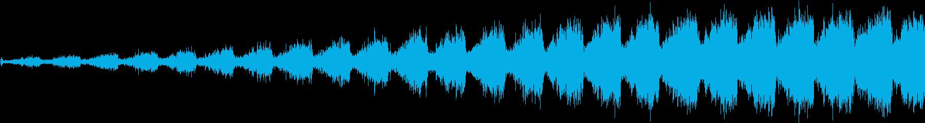【RISER】シュシュシュシューッ!!の再生済みの波形