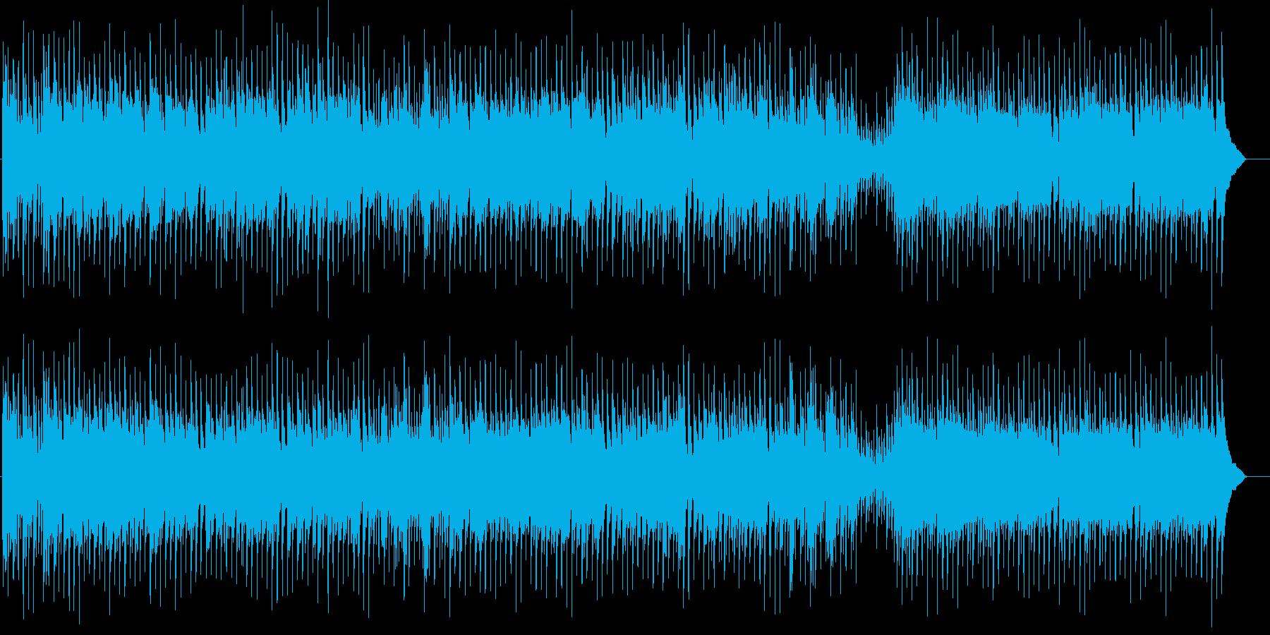 草競馬 アコーディオン カントリーの再生済みの波形