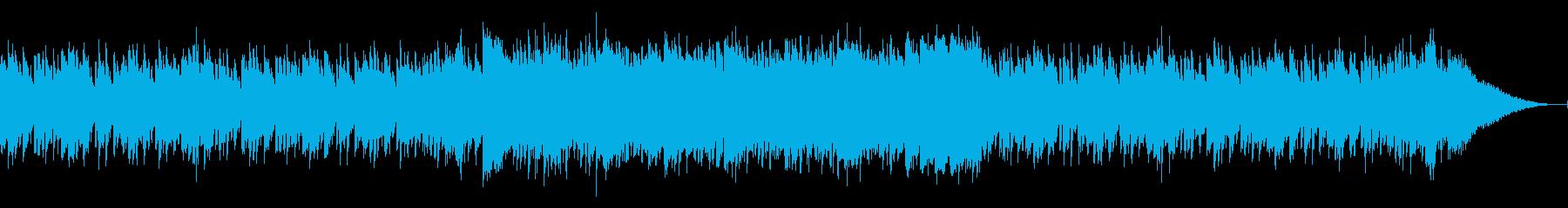 おしゃれで疾走感のあるCM用和風ディスコの再生済みの波形
