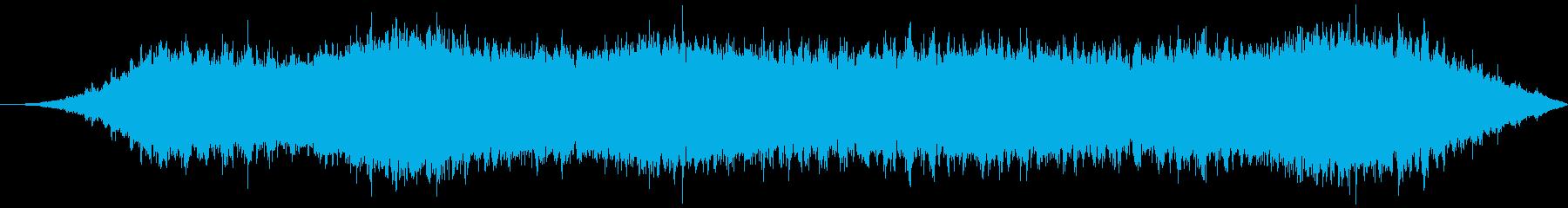 無線通信干渉、厚い静的および文字化けの再生済みの波形
