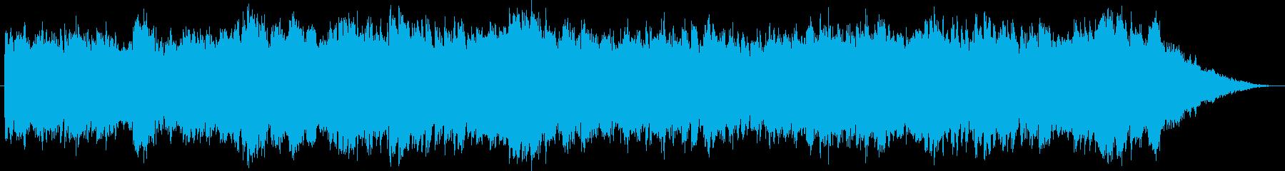 [悲愴]BGM向けストリングスアレンジの再生済みの波形