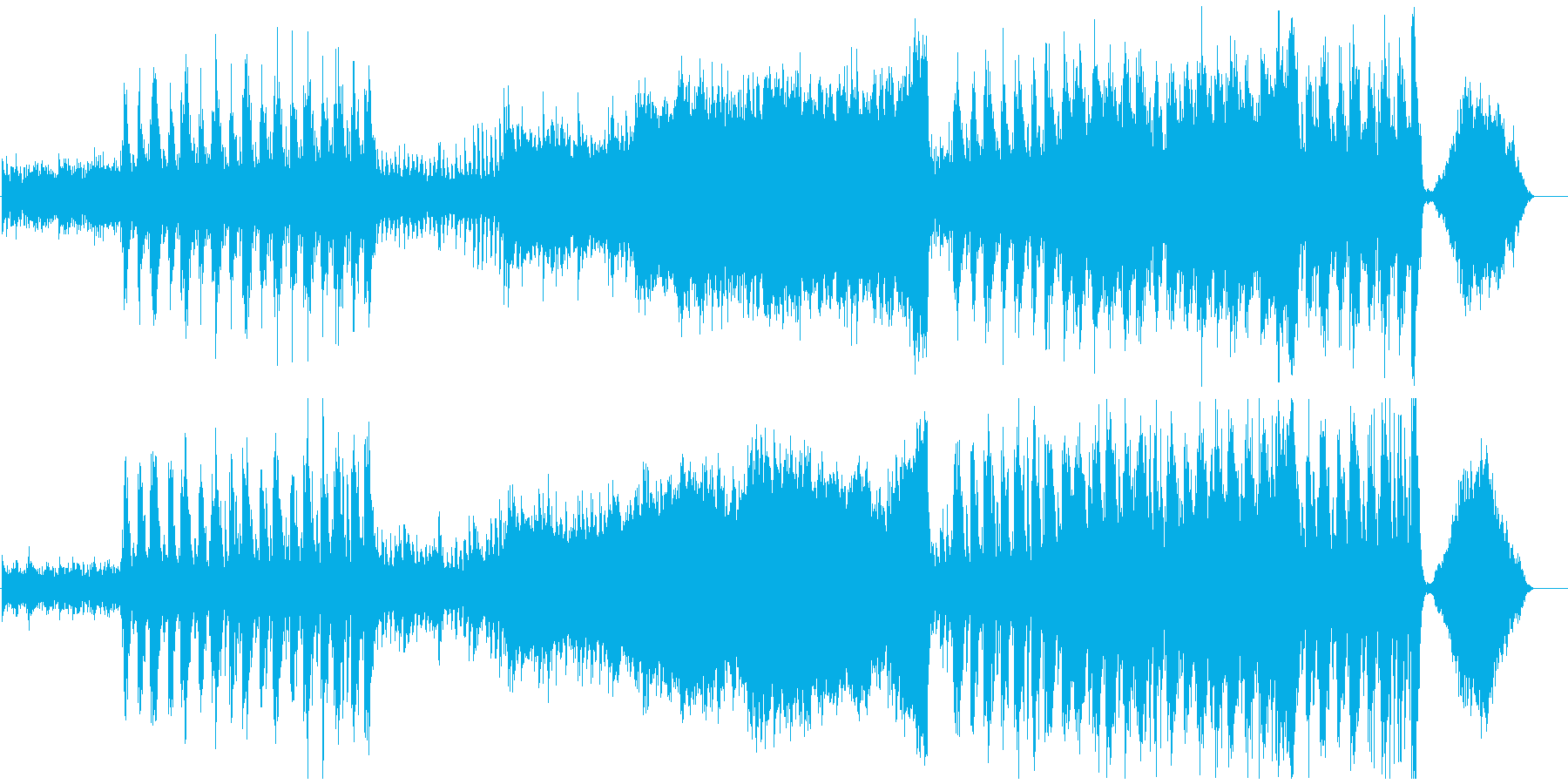 現代の交響曲 クラシック交響曲 広...の再生済みの波形