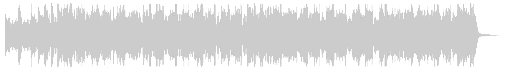 シンプル/ディスコ_No439_4の未再生の波形