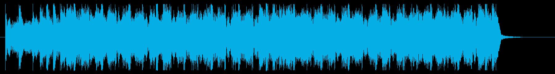 シンプル/ディスコ_No439_4の再生済みの波形