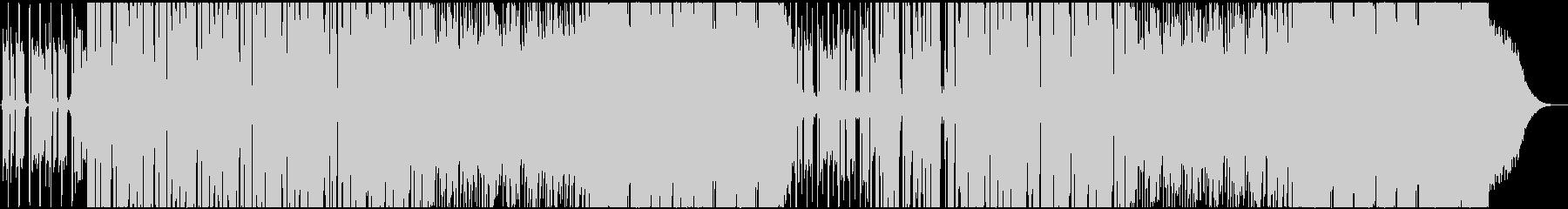 スタイリッシュなポップEDM/映像向きの未再生の波形