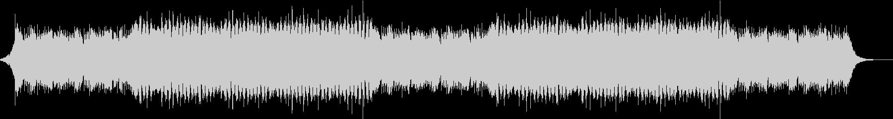 ピアノ・都会・感動的・明るいBGMの未再生の波形