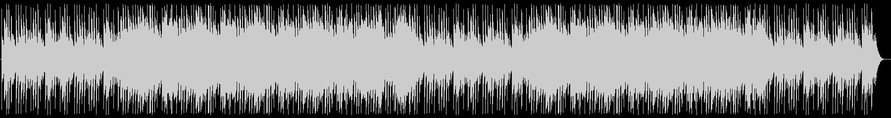明るくミステリアスな鉄琴シンセサウンドの未再生の波形