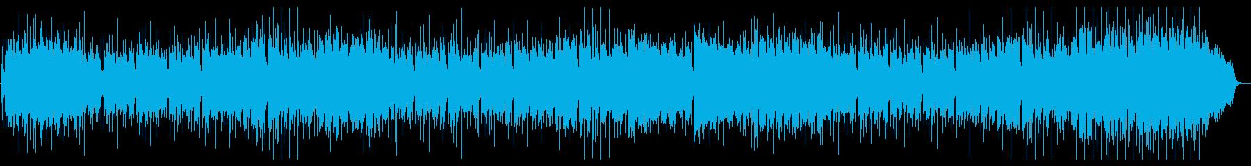 フレンチ/ワルツ/湖/水辺/ヨーロピアンの再生済みの波形