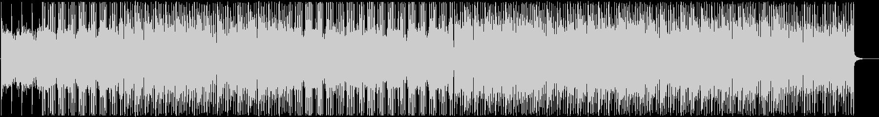 PV等浮遊間のあるチルホップ-エレクトロの未再生の波形