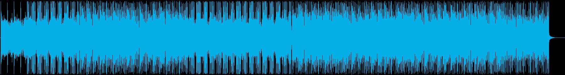PV等浮遊間のあるチルホップ-エレクトロの再生済みの波形