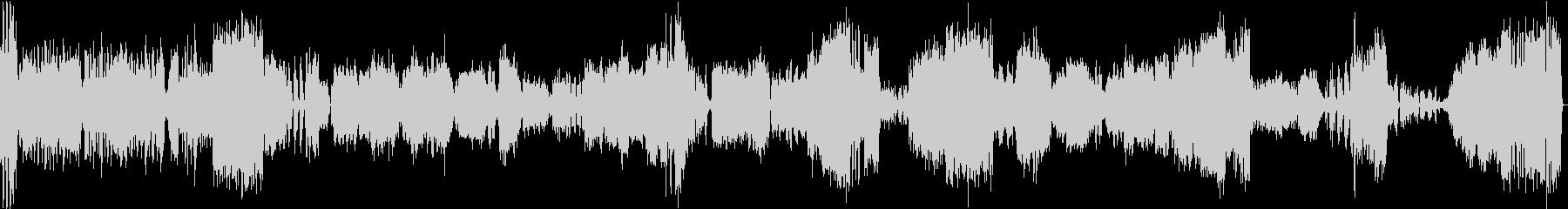 ピアノ協奏曲1番(チャイコフスキー)の未再生の波形