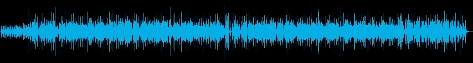 【ギターなし】ピアノリフが印象的な都会的の再生済みの波形