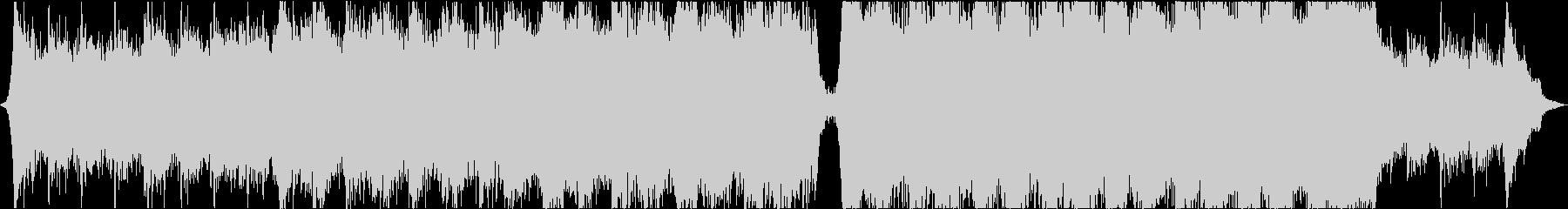 エピックアドベンチャーオーケストラの未再生の波形