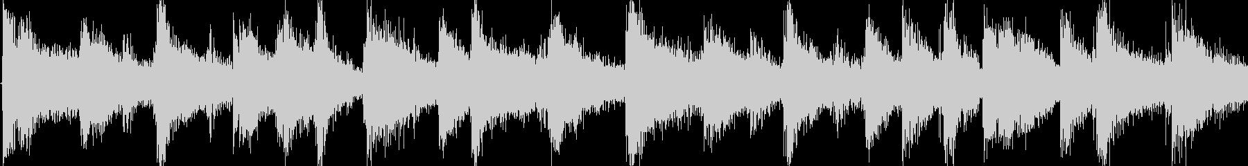 カーニバル サンバ ラテン Loop素材の未再生の波形