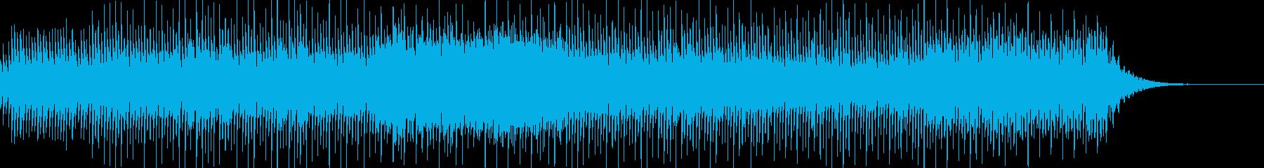 ドキュメンタリー・理科の実験 ピアノの再生済みの波形