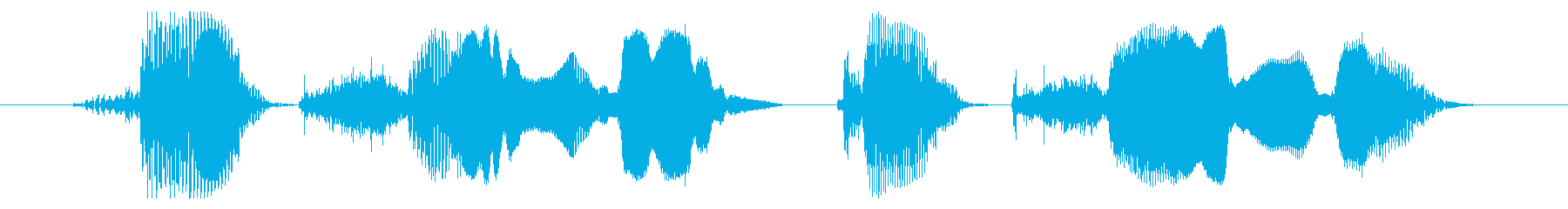 動画用面白声素材_ごきゅり_2の再生済みの波形