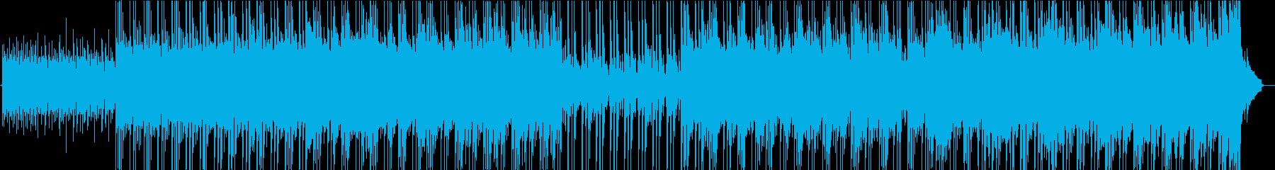 アコギ ブルース 生演奏の再生済みの波形