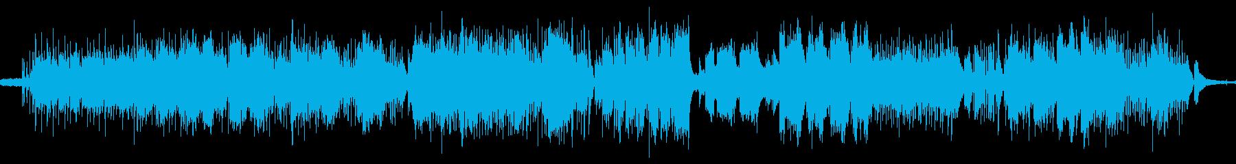 空砲の再生済みの波形