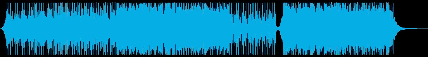 ハウス ダンス プログレッシブ 企...の再生済みの波形