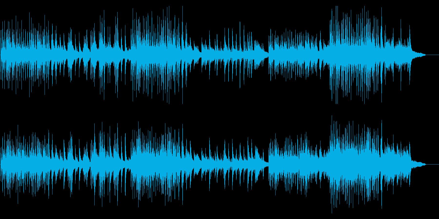 ピアノ/琴/落ち着いた雰囲気の和風曲Aの再生済みの波形