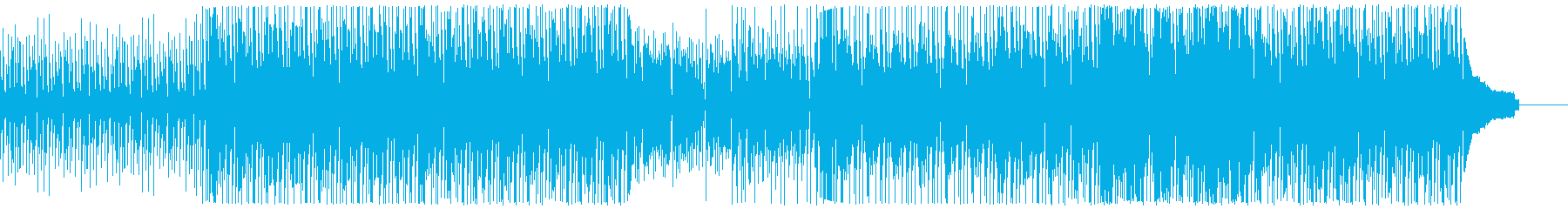 華やかでエネルギッシュな、の再生済みの波形
