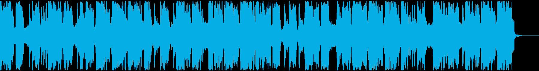 【フューチャーベース】4、ショート4の再生済みの波形