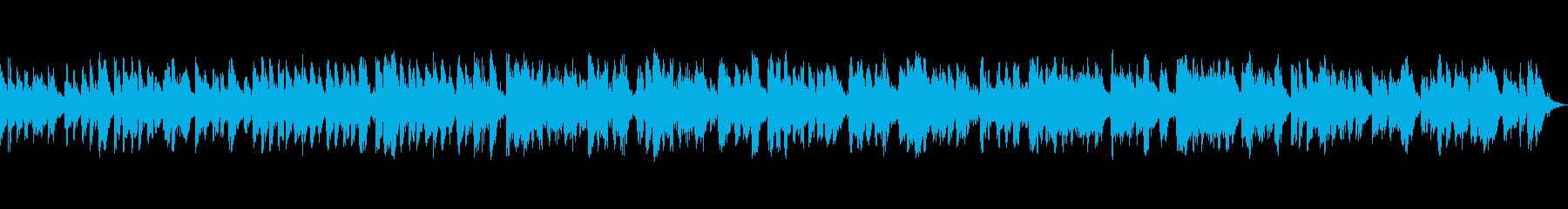 動画 アクション ポジティブ コミ...の再生済みの波形
