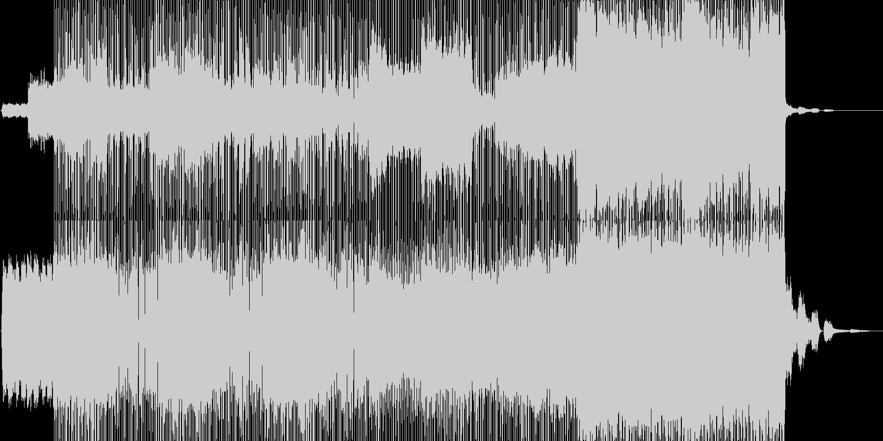 音楽    幻想的なイメージで…の未再生の波形
