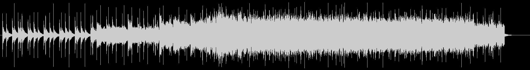 CM向けロックアンセム 30秒歌無版の未再生の波形