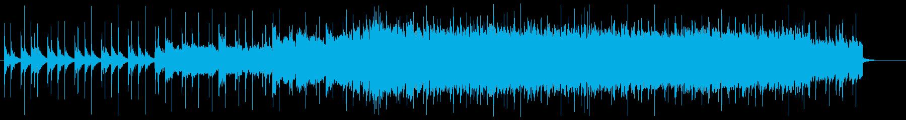 CM向けロックアンセム 30秒歌無版の再生済みの波形