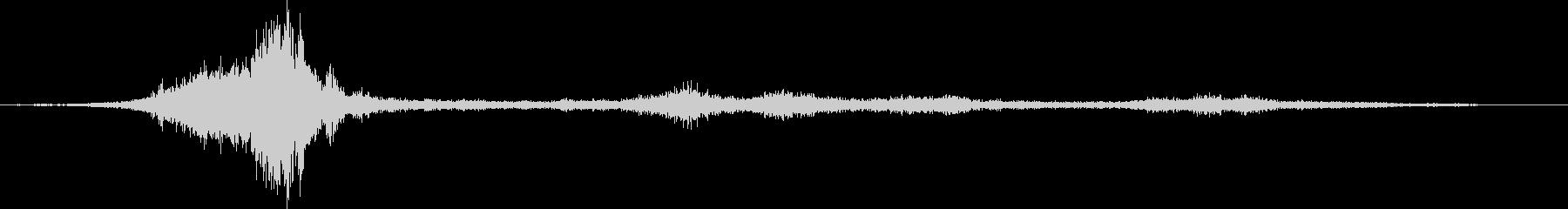 F-5:シリーズ3で:高;フォーメ...の未再生の波形