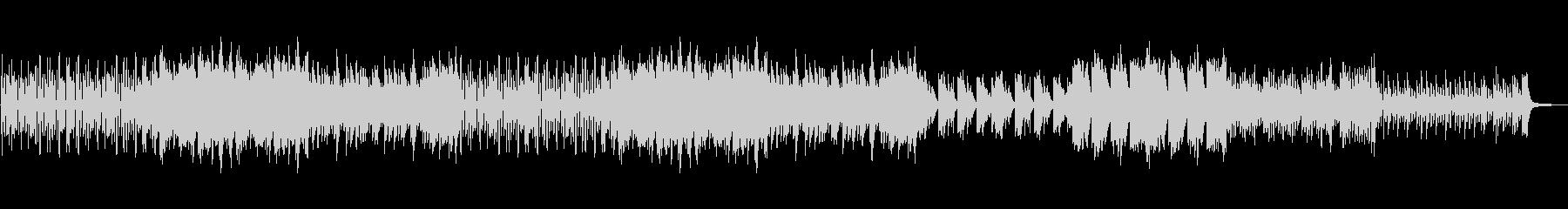 ピアノ/懐かしい/不思議/日常/シンプルの未再生の波形