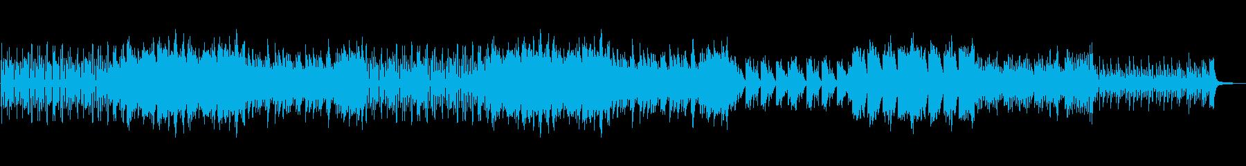 ピアノ/懐かしい/不思議/日常/シンプルの再生済みの波形