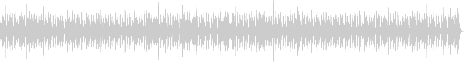 生演奏リコーダーでほのぼののんびりタイムの未再生の波形