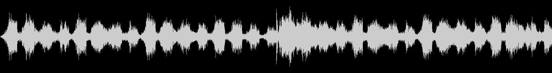 女性歌声のトロピカルハウス,OPジングルの未再生の波形