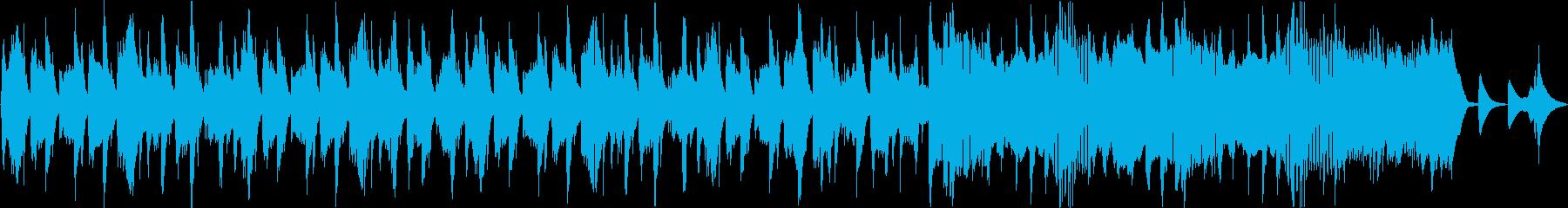 【ループ可】カントリー系の明るいコミカルの再生済みの波形