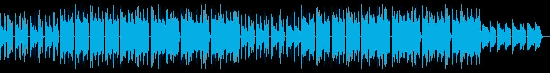 都会的なHiphop、シンプルBの再生済みの波形