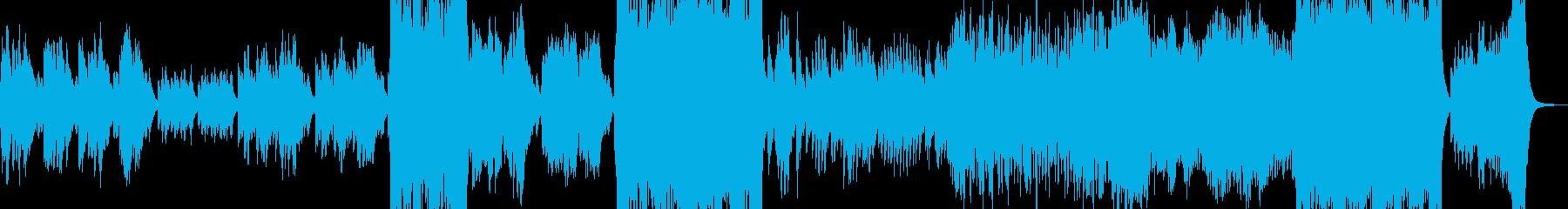姫チックなワルツ・メルヘンな作品に Aの再生済みの波形
