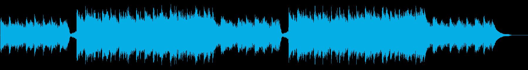 力強いエピックオーケストラ/壮大/シネマの再生済みの波形