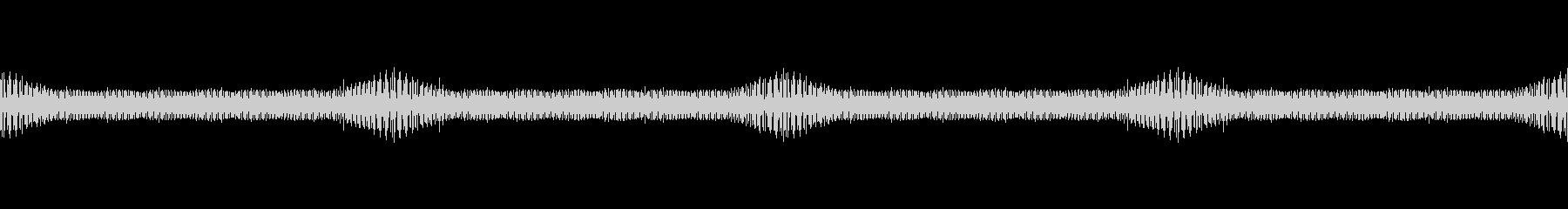 ASMR 音フェチApp用 ノイズ 7の未再生の波形