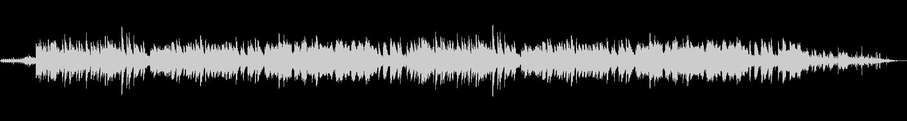 ヒーリングクラシック4-渓流音 longの未再生の波形