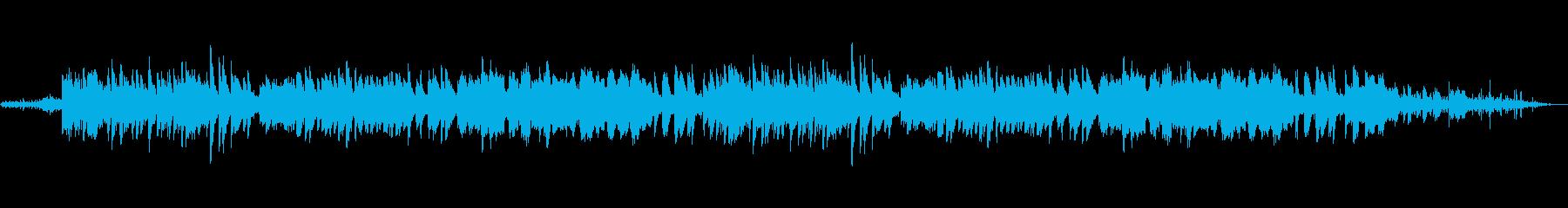 ヒーリングクラシック4-渓流音 longの再生済みの波形