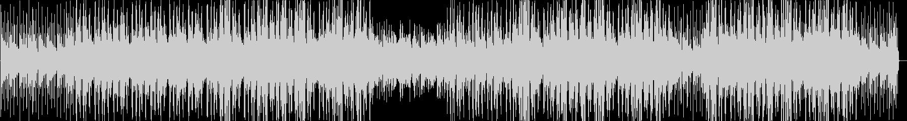 ジャジーでクール洋楽BGMアシッドジャズの未再生の波形