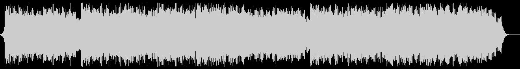 切ないピアノハウス 企業VP CMの未再生の波形