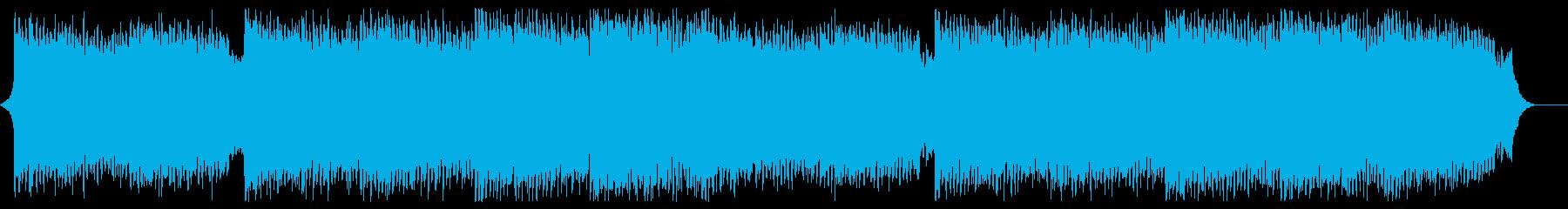 切ないピアノハウス 企業VP CMの再生済みの波形