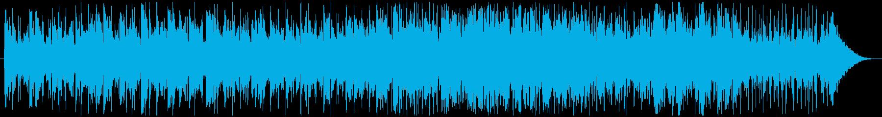 ラテン ジャズ 感情的 バラード ...の再生済みの波形