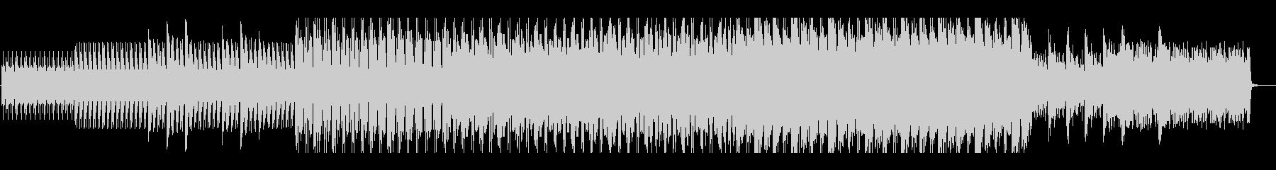 6台のピアノによる幻想的なミニマルの未再生の波形