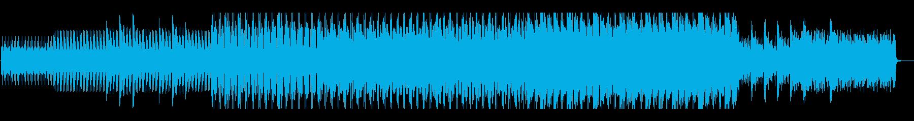 6台のピアノによる幻想的なミニマルの再生済みの波形